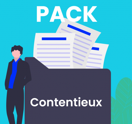 pack contentieux